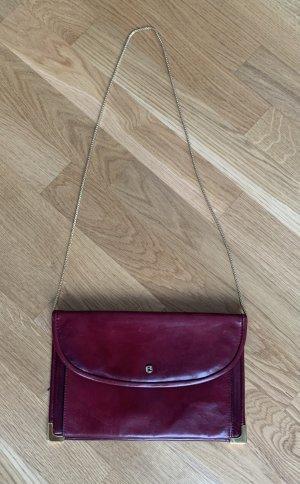 Vintage Leder Clutch