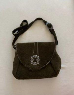 Vintage Leder Handtasche!!