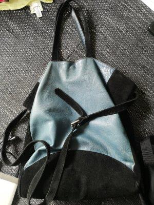 vintage, Leder Tasche. Zara