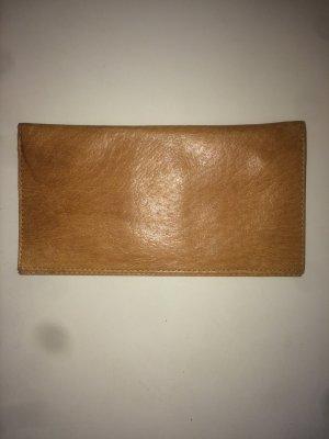 Vintage Custodie portacarte marrone
