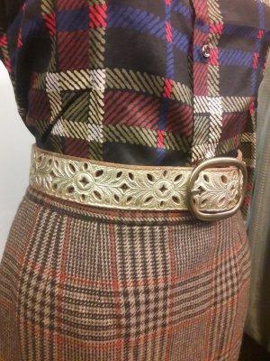 Vintage Ledergürtel