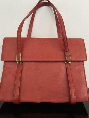 Vintage Lederhandtasche Handtasche (Marke Creation Mardi)
