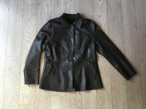 Vintage Lederjacke