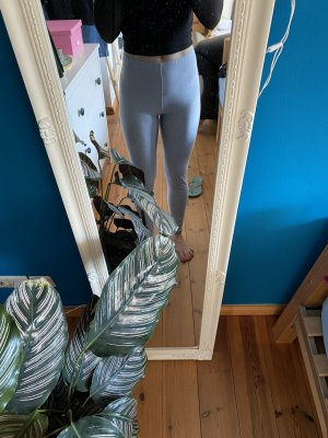 Vintage leggings Silber