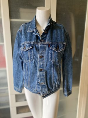 Vintage Levis Strauss Jeans Jacke Gr S