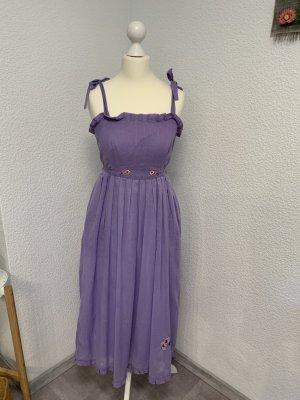 Vintage Midi Dress multicolored