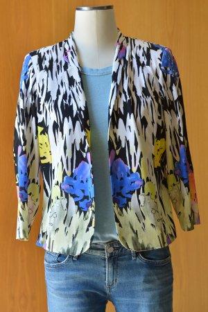 Liola Sweat Blazer multicolored cotton