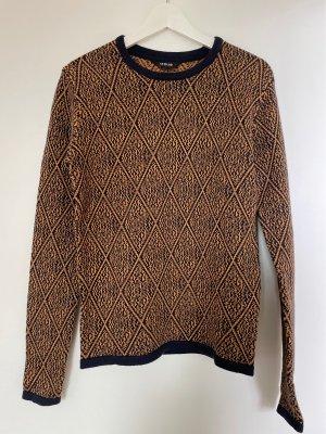 Vintage Look Baumwoll Sweater