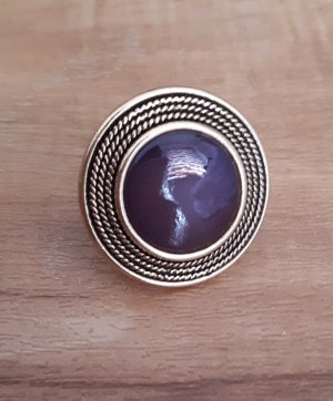 Vintage-Look Großer Ring