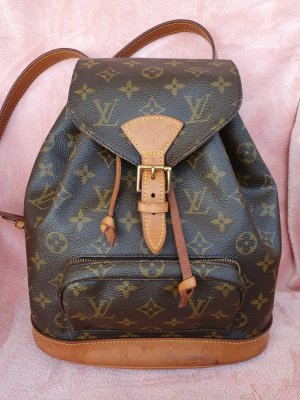 Vintage Louis Vuitton Montsouris MM