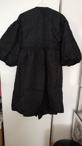 Geklede jurk zwart