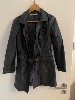 Vero Moda Manteau en cuir multicolore