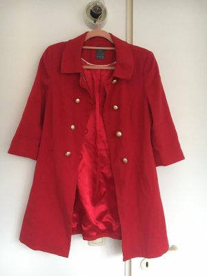 Atmosphere Trenchcoat rouge brique-rouge