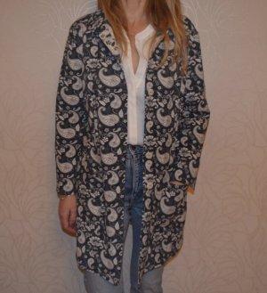 Vintage Mantel im Paisley Look