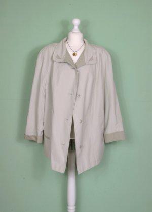 Vintage Mantel / Parka Oversized Größe 46