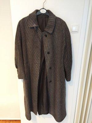 Vintage-Mantel Wolle Tweet