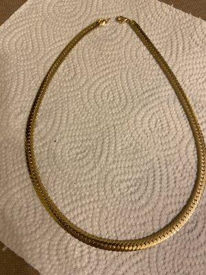 Vintage massive Halskette neuwertig ca 48 cm
