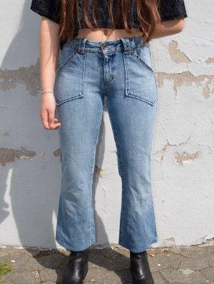 Mavi Jeans vita bassa multicolore