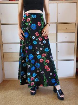 True Vintage Maxi Skirt multicolored