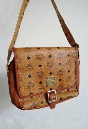 MCM Handbag bronze-colored-cognac-coloured