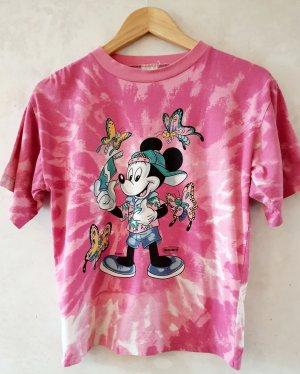 Disney T-shirt imprimé rose