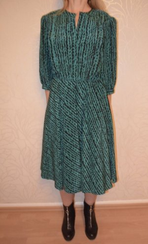 Vintage Midi Dress Gr. M