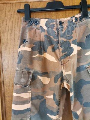 Vintage Militär Hose