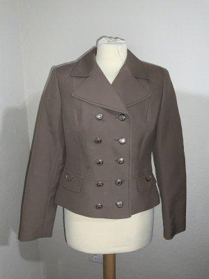 Vintage Military Style Blazer Jacke 38 M Sixth Sense