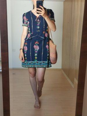 vintage Minikleid