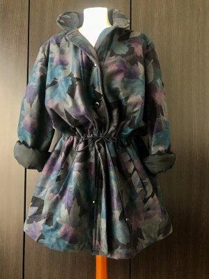 True Vintage Fleece jas veelkleurig