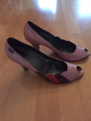 Vintage Miss Sixty Heels, 8 cm, Größe 38, gebraucht