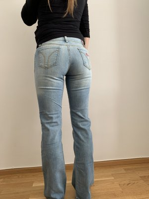 Miss Sixty Denim Flares light blue-blue