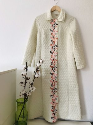 True Vintage Dressing Gown natural white