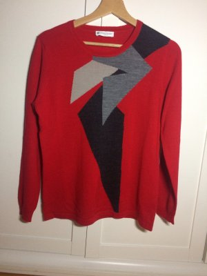 Vintage Muster Pullover