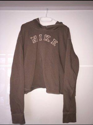 vintage nike hoodie/pullover