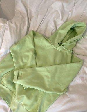Nike Oversized Sweater lime-green-mint