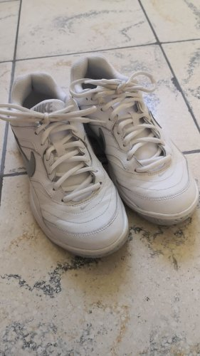 Nike Sneakers met veters wit-zilver