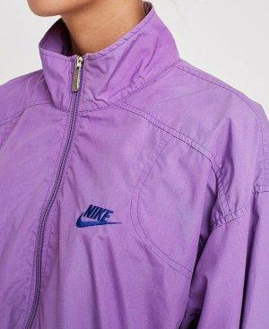 Vintage Nike Trainingsanzug Unisex Urban Renewal Vintage One-Of-A-Kind – Nike-Trainingsanzug in Lila