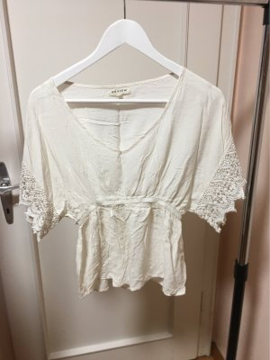 Review Linnen blouse room