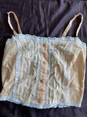 Vintage Oberteil mit 100% Baumwolle