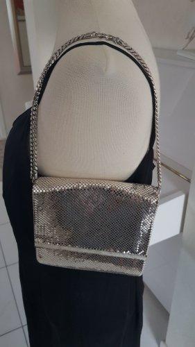 Vintage Oroton Handtasche silber