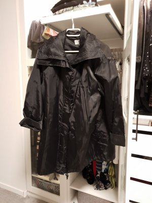 Jytte Meilvang Heavy Raincoat black