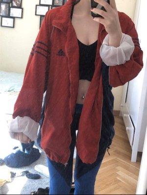 Vintage Oversized Adidas Jacke