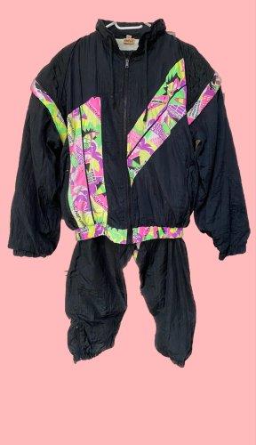 Vintage oversized ballonseide Jogginganzug / Retro Trainingsanzug Ellesse