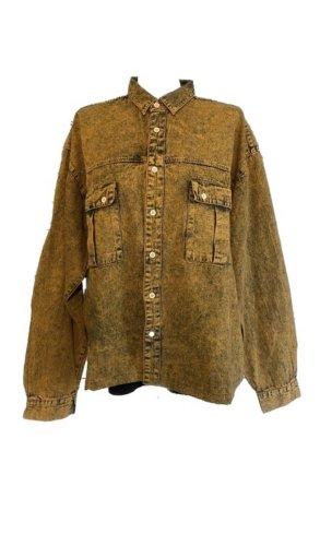 Vintage Oversized Jeanshemd / Hemd (Herren XL)