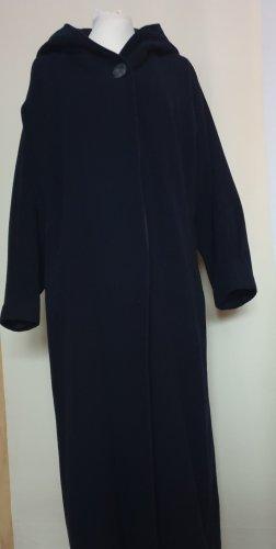 Oversized jas donkerblauw