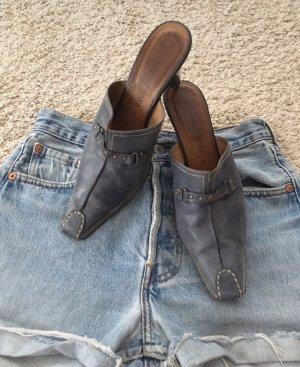 Vintage Pantoletten