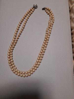 Vintage Perlenkette