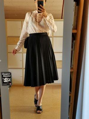 True Vintage Jupe plissée noir