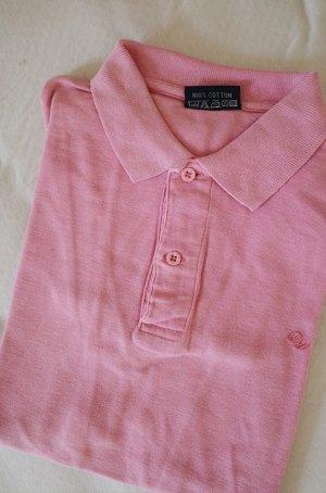 Koszulka polo różowy